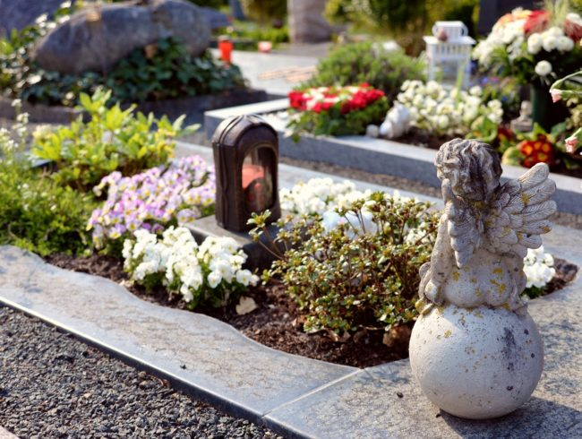 Долгосрочный уход за захоронением